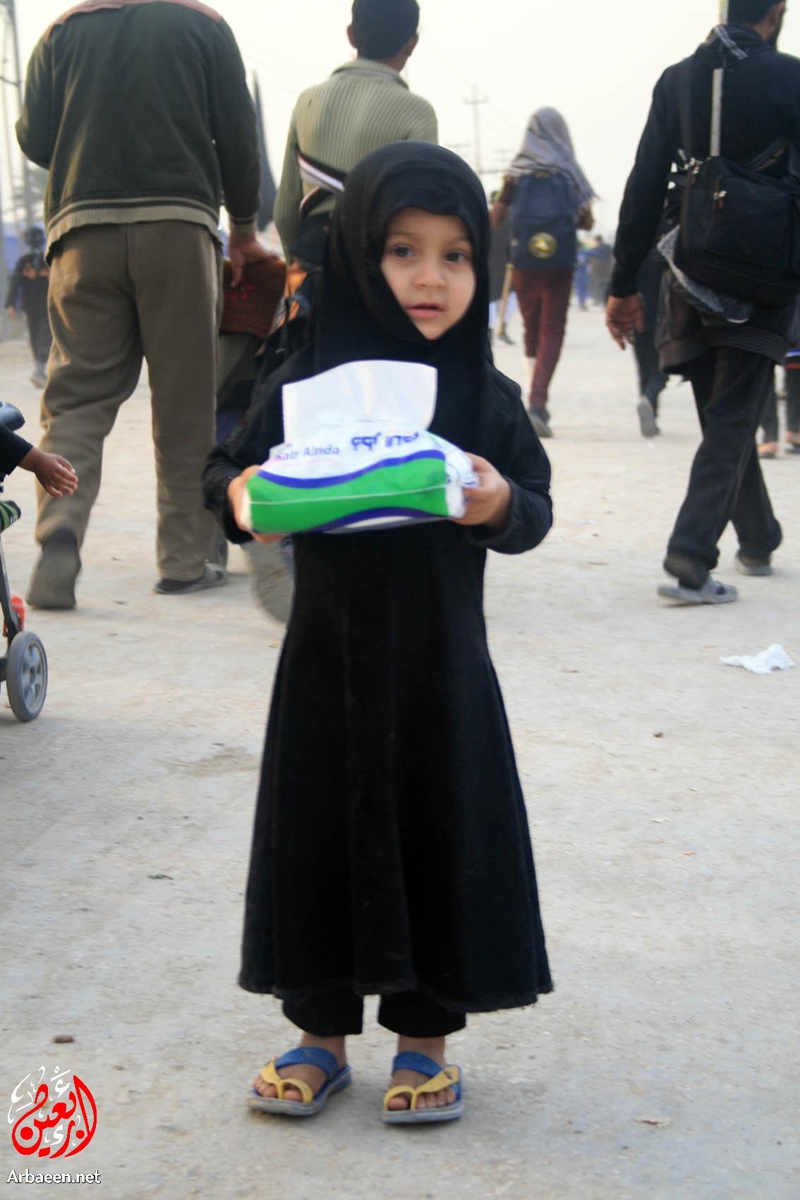 راه پیمائی پیاده روی اربعین حسینی نجف کربلا